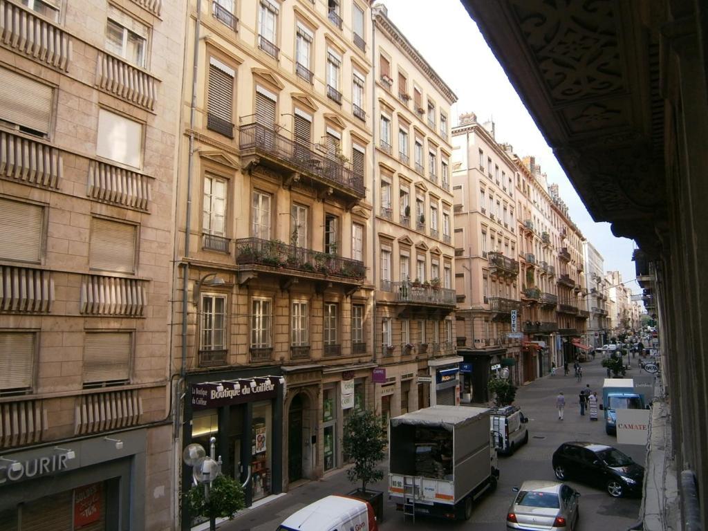 Appartements bellecour r servation gratuite sur viamichelin for Hotels 69002 lyon