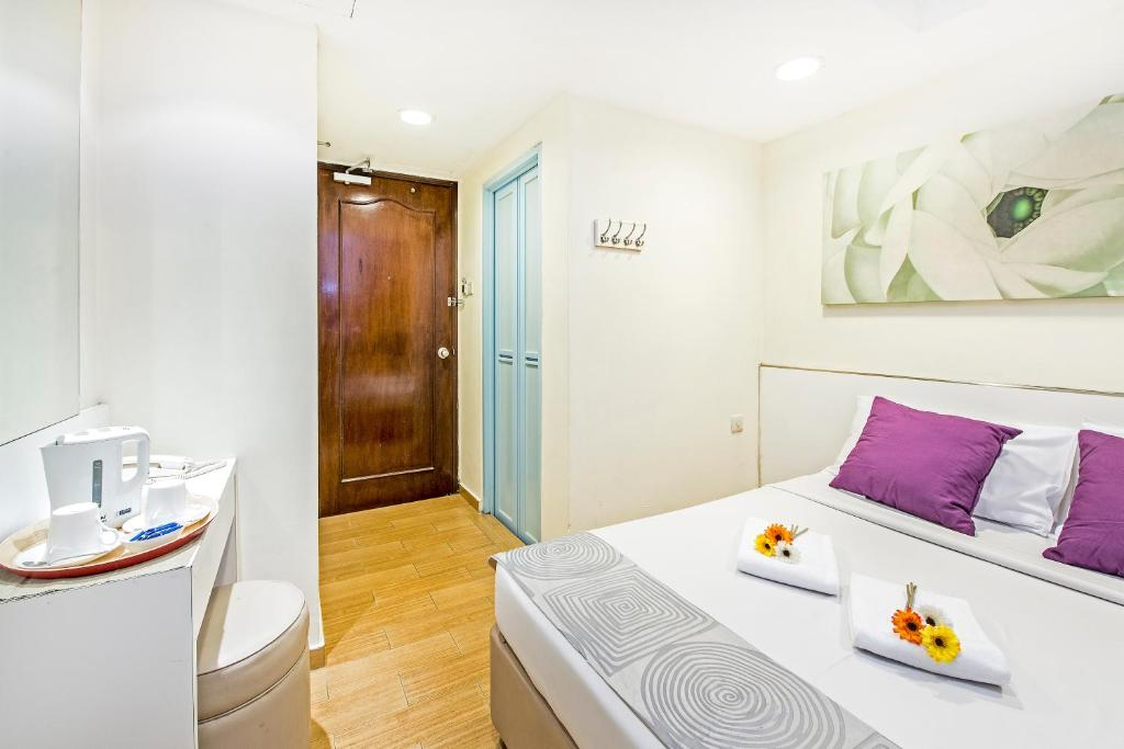 Hotel 81 cosy r servation gratuite sur viamichelin for Chambre de commerce singapore