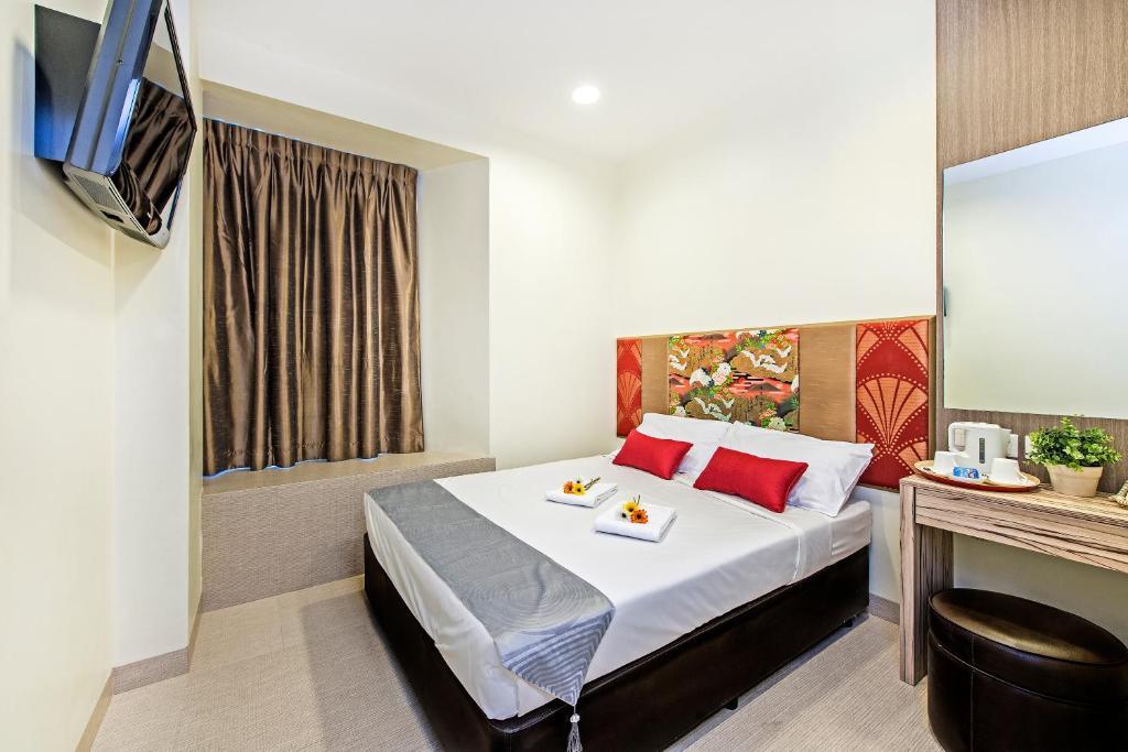 Hotel 81 osaka r servation gratuite sur viamichelin for Chambre de commerce singapore