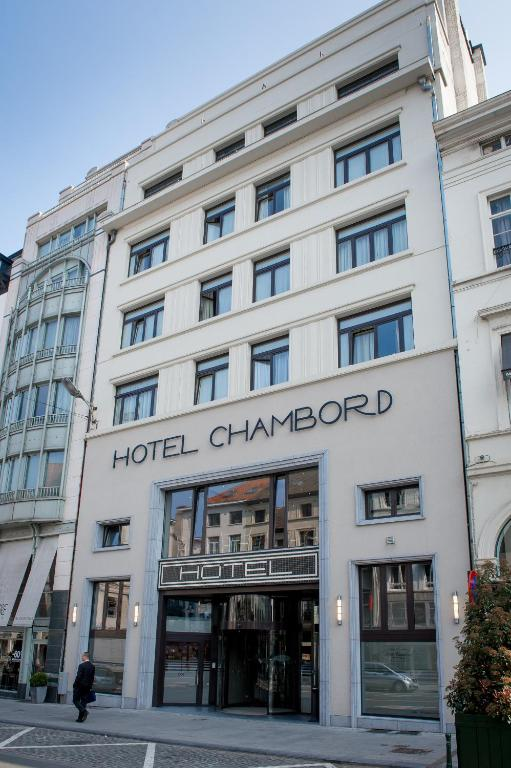 Hotel Chambord Bruxelles Booking