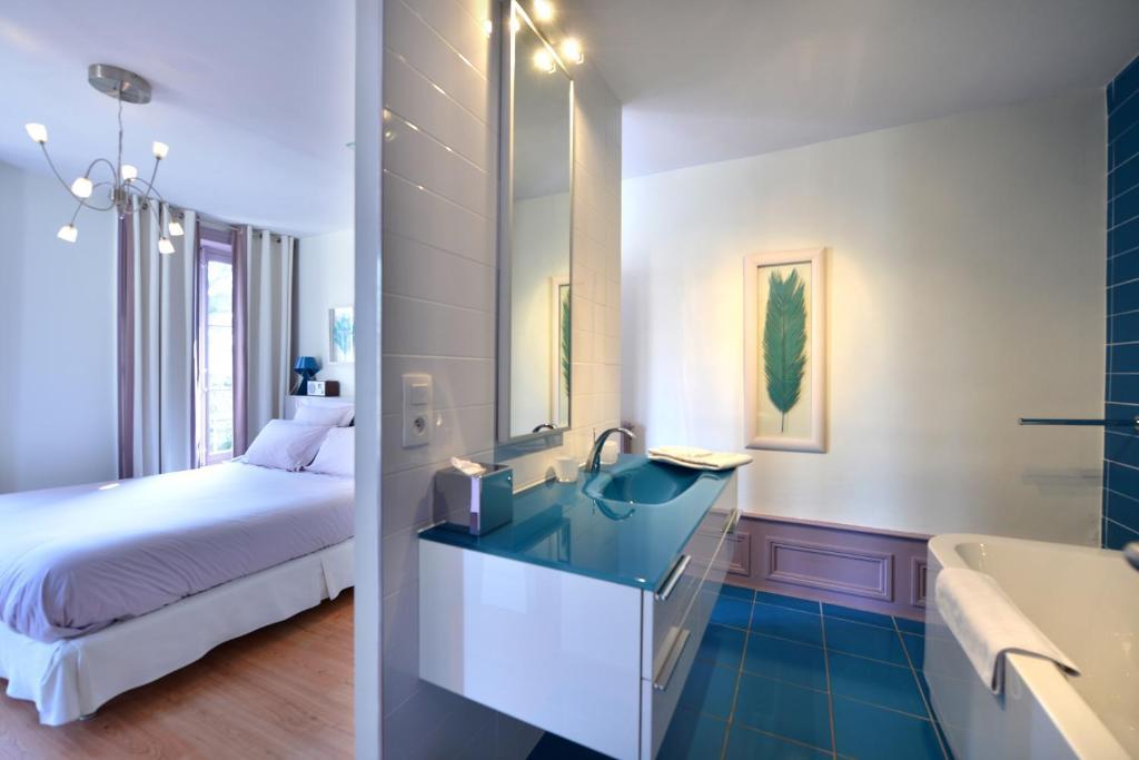 Chambres d 39 h tes villa pascaline chambres d 39 h tes - Chambre d hotes clermont ferrand centre ...
