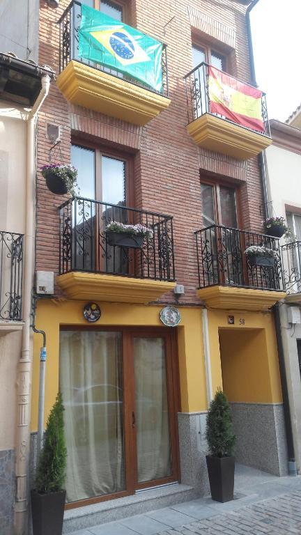 Hostel Carpe Viam Espana Santo Domingo De La Calzada Booking Com