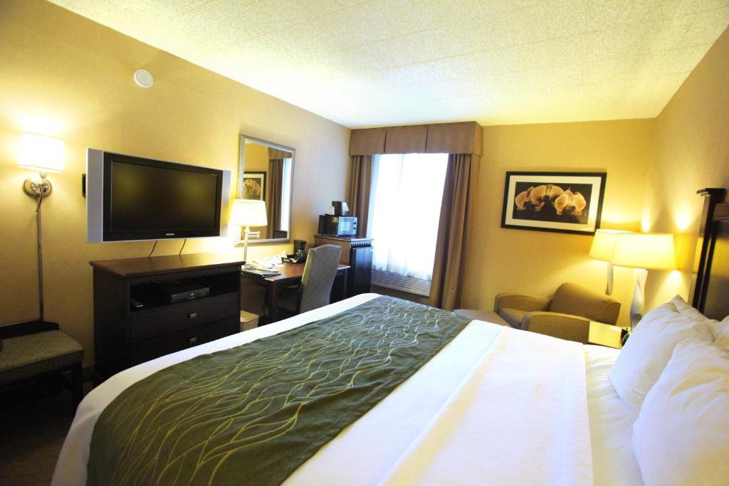 Comfort Inn and Suites Paramus