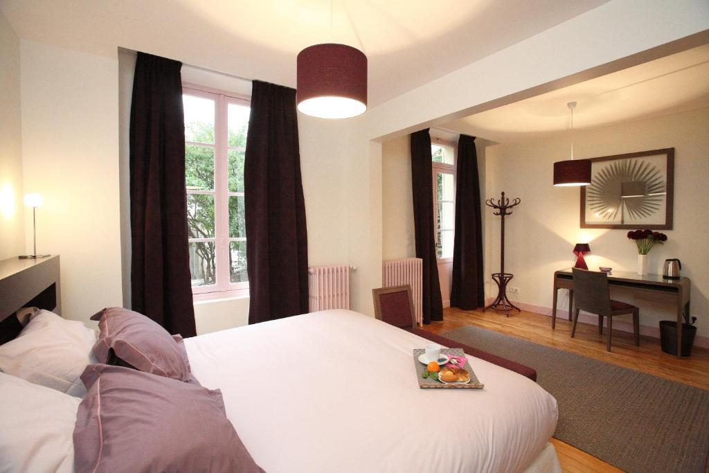 chambres d'hôtes villa pascaline, chambres d'hôtes clermont-ferrand