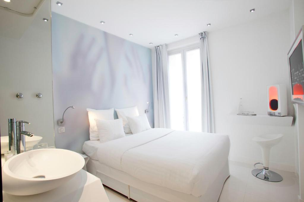 Blc design hotel parigi prenotazione on line viamichelin for Blc design hotel bastille
