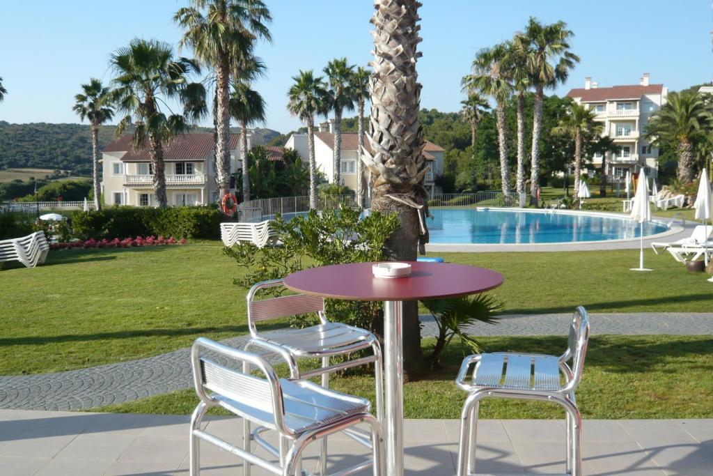 Aparthotel hg jardin de menorca r servation gratuite sur for Aparthotel jardin de menorca