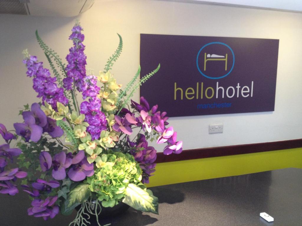 Hello Hotel room 2