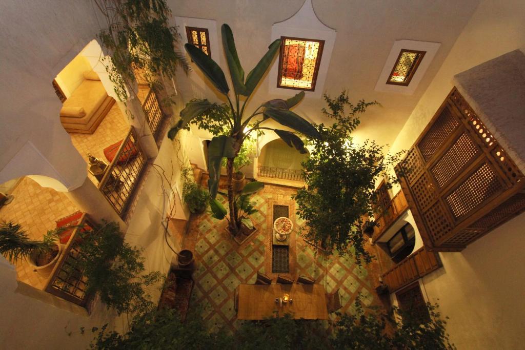 Riad el youssoufi chambres d 39 h tes marrakech for Chambre d hotes marrakech