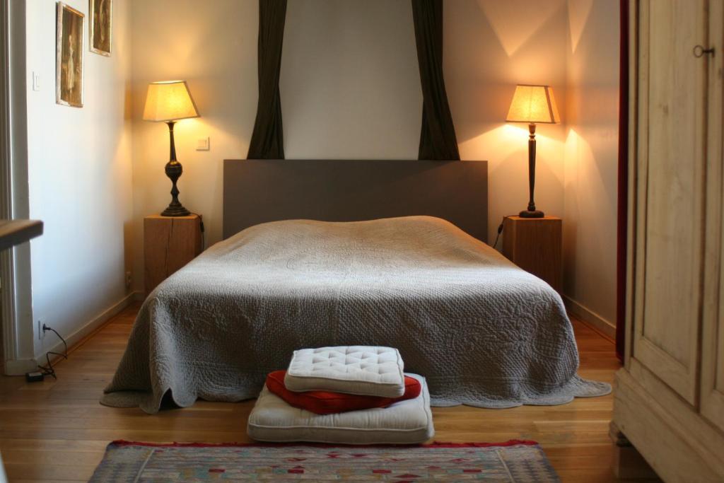Chambres d 39 h tes la maison du palmier chambres d 39 h tes for Chambre d hotes la rochelle