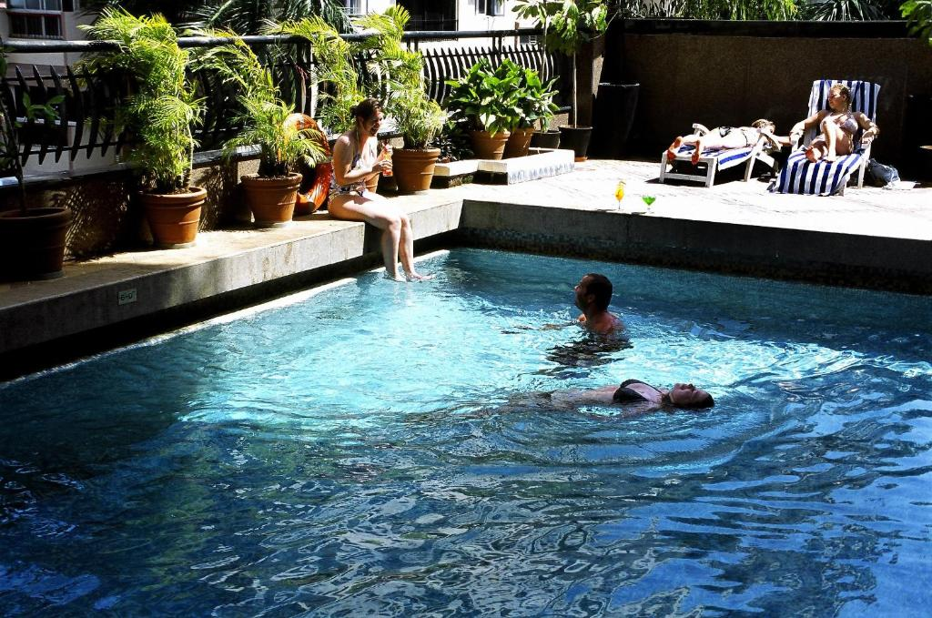 Hotel In Mumbai With Swimming Pool In Each Room