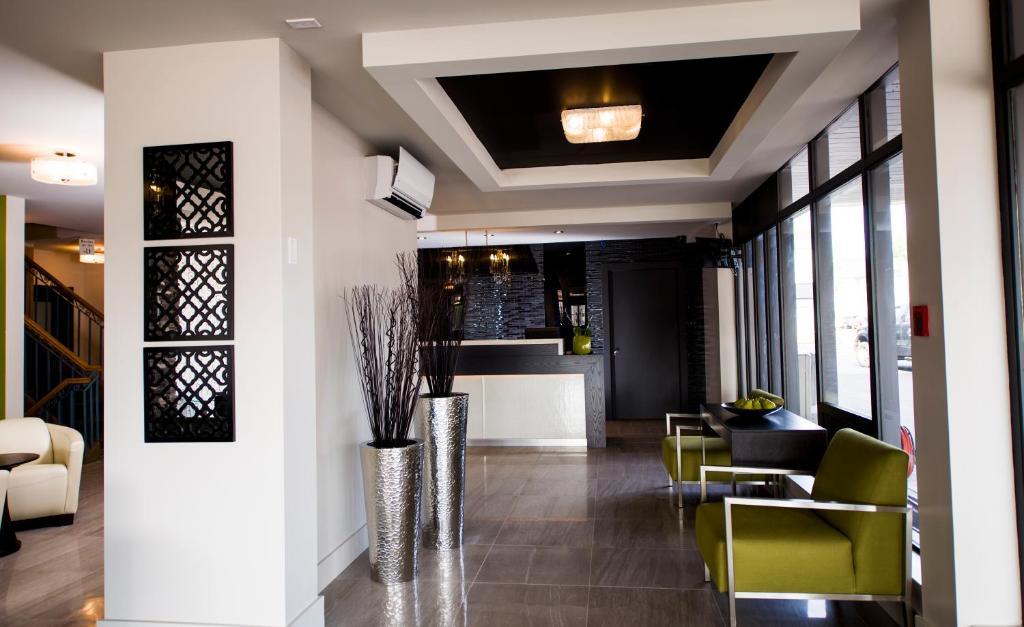 V hotel suites r servation gratuite sur viamichelin for Chambre de commerce moncton