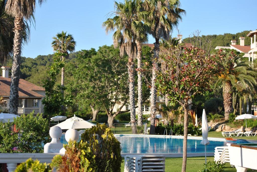 Aparthotel hg jardin de menorca alaior prenotazione on for Hg jardin de menorca