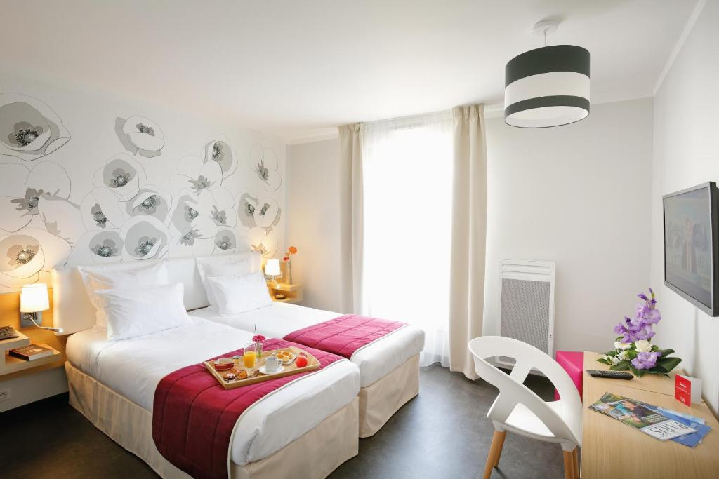 Hotel appart city reims parc des expositions for Apparte cyti