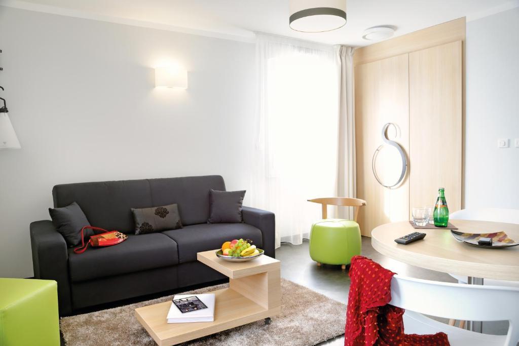 appart city reims parc des expositions ex park suites r servation gratuite sur viamichelin. Black Bedroom Furniture Sets. Home Design Ideas