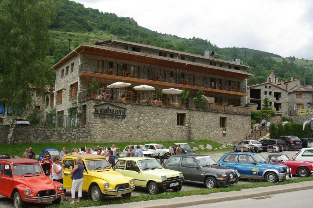 hotel cabanya setcases: