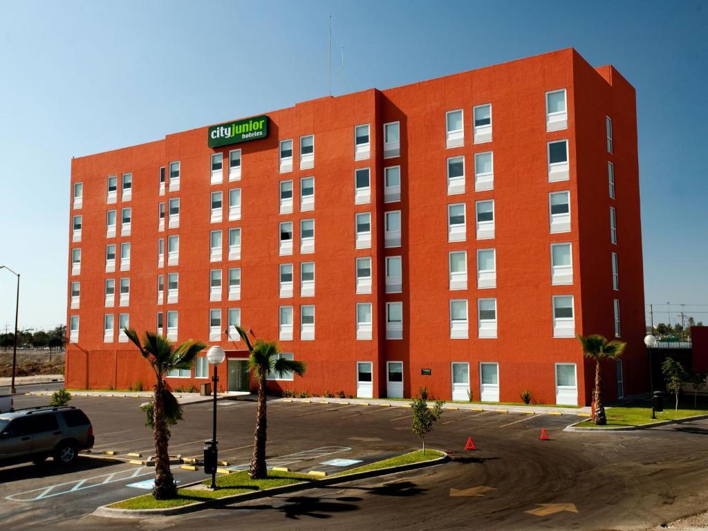 Hotel City Junior Tijuana