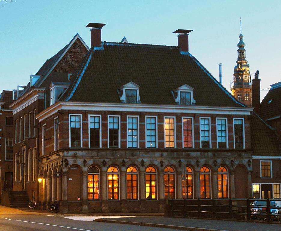 Www Hotel Corps De Garde Groningen