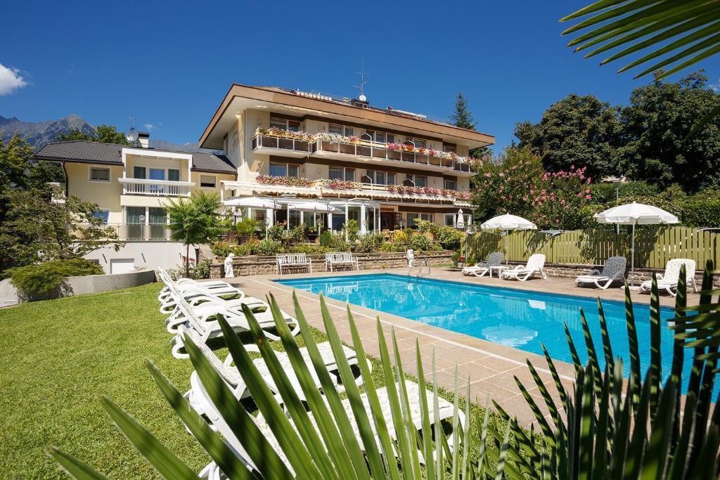 Booking Com Hotel Tiffany Meran Italien 499 Gastebewertungen