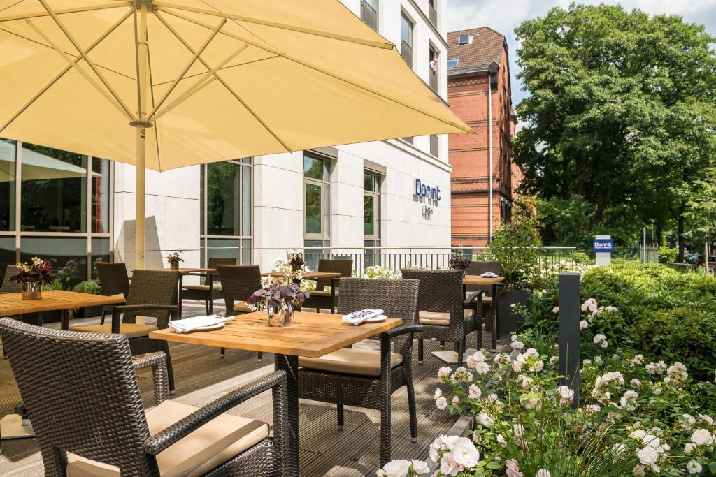 Dorint Hotel Hamburg Eppendorf Booking