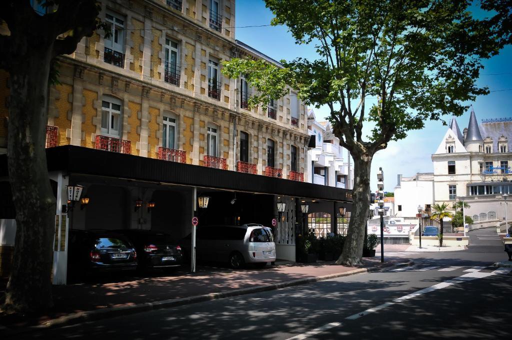 Appart Hotel Arcachon Le Trianon