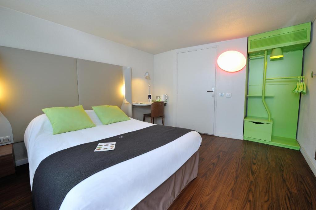 Hotel Restaurant Campanile Lyon