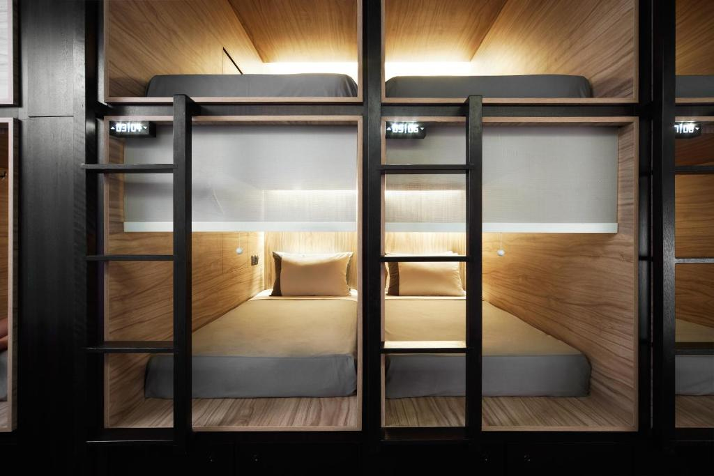 The Pod Beach Road Boutique Capsule Hotel Singapore