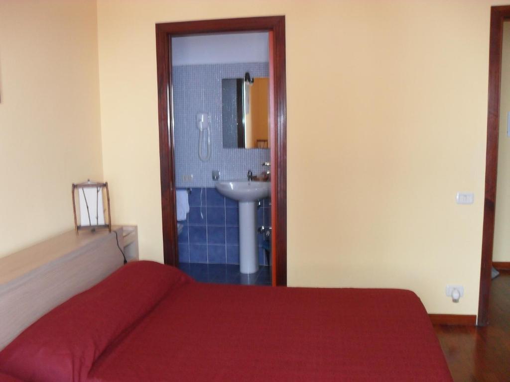 Bed & Breakfast B&B Blu e il Castello, Kamers B&B Aci Castello
