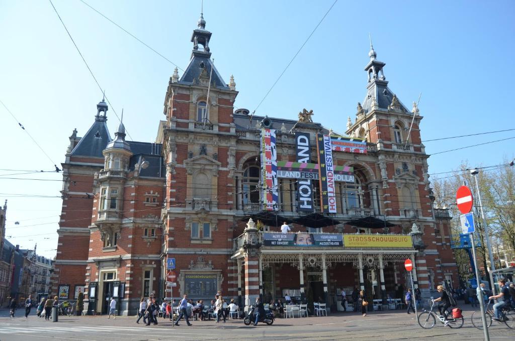 Nl Hotel District Leidseplein Amsterdam Viamichelin