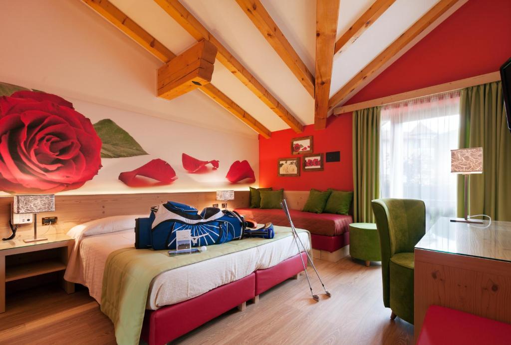 Blumen hotel bel soggiorno cles prenotazione on line for Albergo bel soggiorno