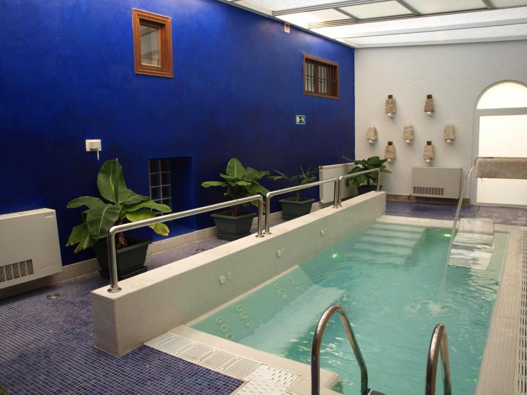 Hotel spa la casa del convento chinch n reserva tu - Apartamentos para parejas ...