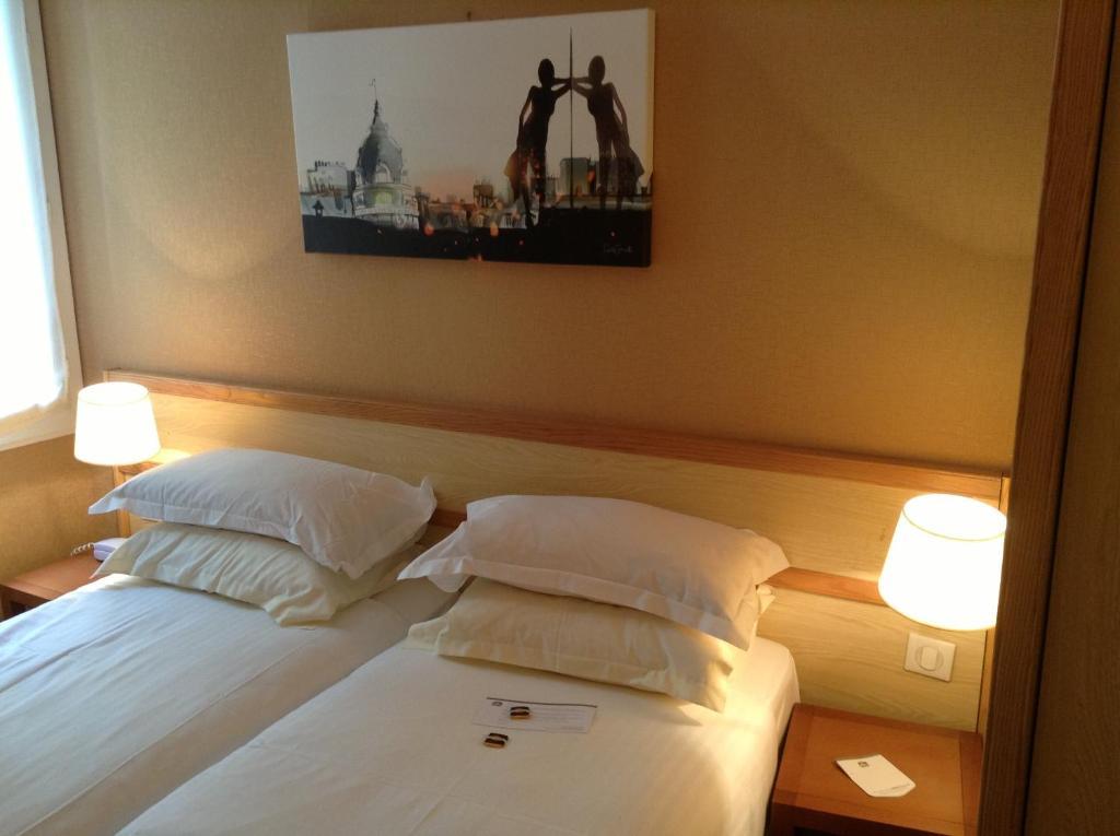 Best western bretagne montparnasse r servation gratuite for Ideal hotel montparnasse