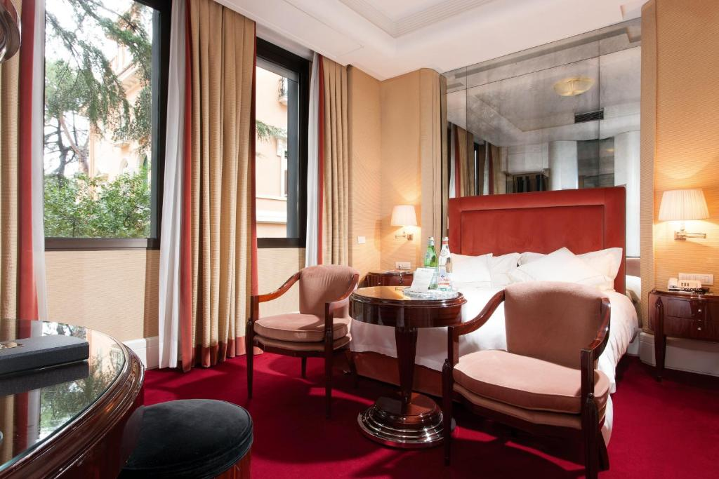 Hotel lord byron small luxury hotels of the world for Small leading hotels of the world
