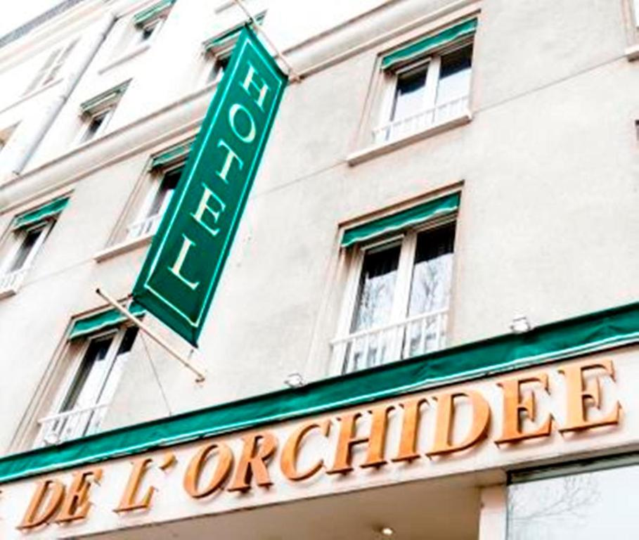 Hotel Orchidee Paris