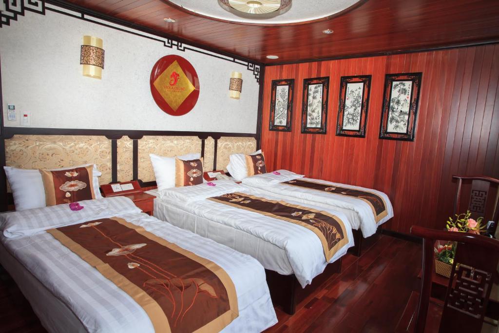 Cabin Deluxe Cho 3 Người Nhìn Ra Biển - 3 Ngày 2 Đêm