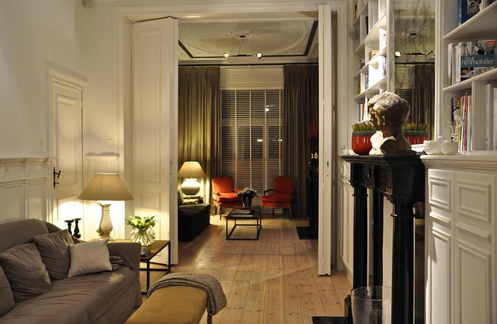 Chambres d 39 h tes b b un jardin en ville chambres d 39 h tes for Chambre hote belgique