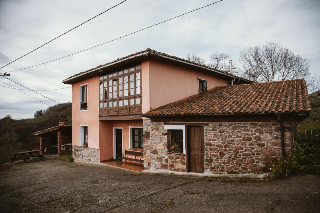 Casa de temporada Vivienda Vacacional Carquera (Espanha Nava ...
