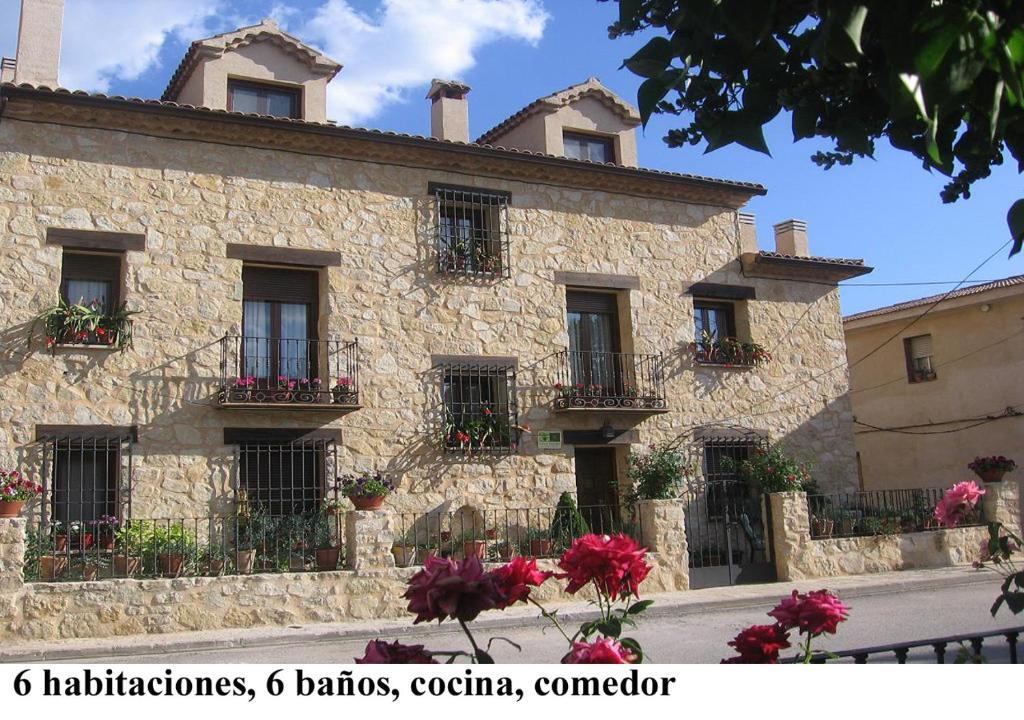 Casa rural Marcelina (España Beteta) - Booking.com