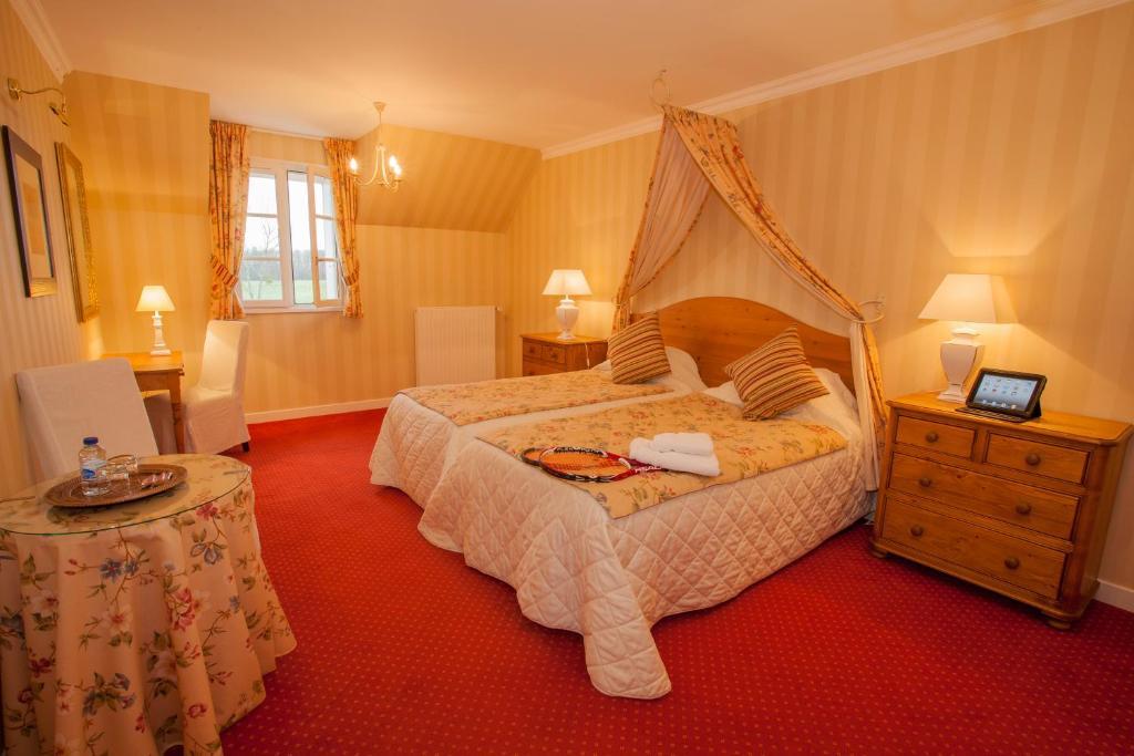 Hotel Restaurant Le Fleuray