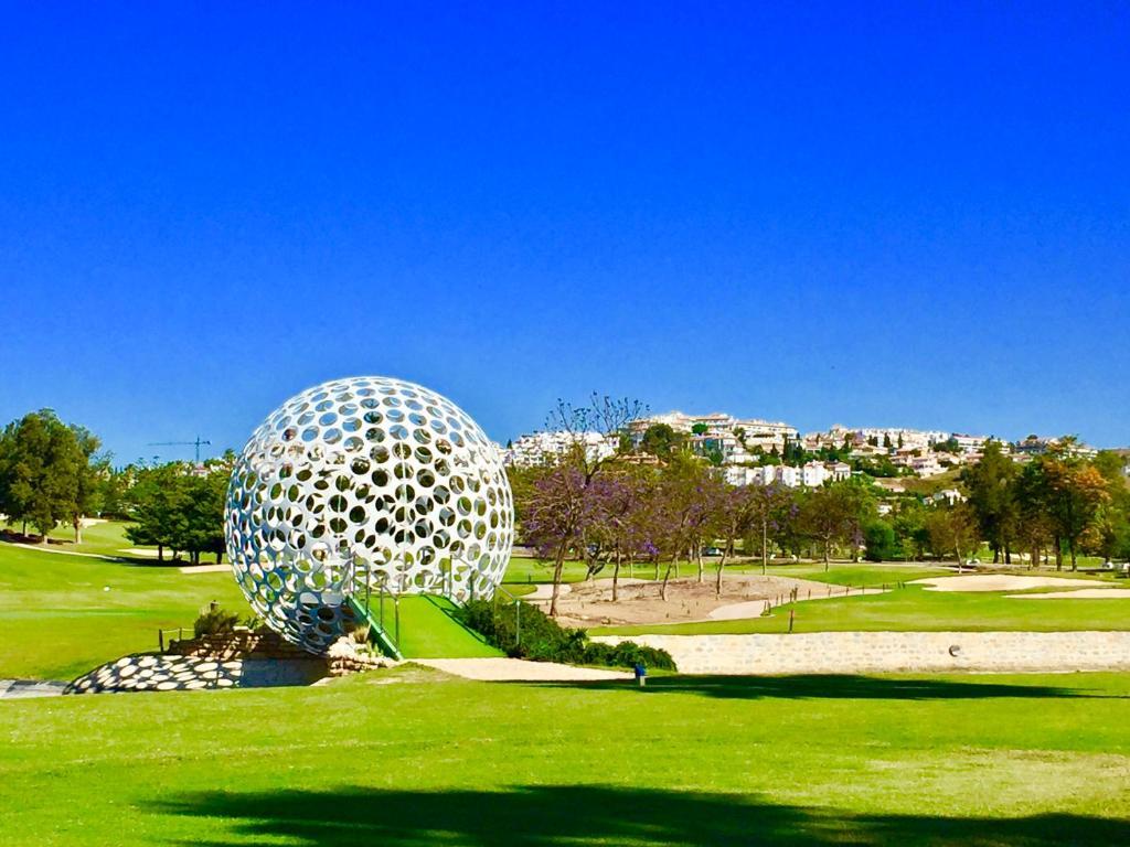 Casa de vacaciones Mijas Golf Pool & Terrace with View ...