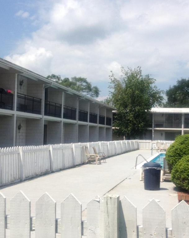 Garden Motel Kingsport Tn