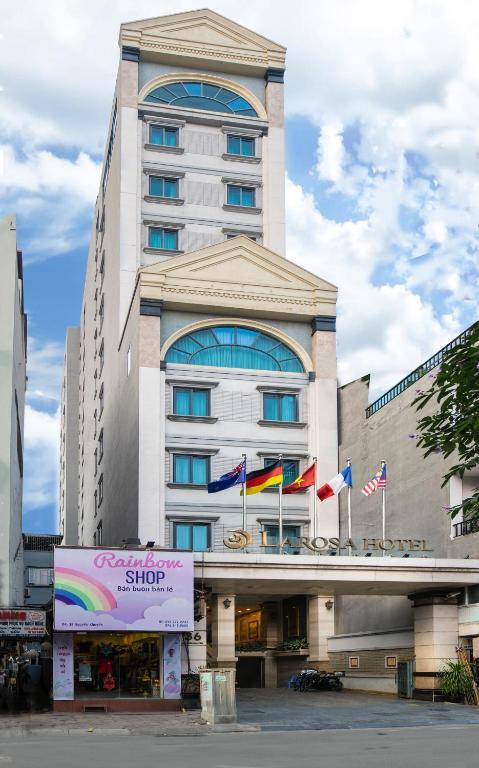 Khách sạn Hà Nội La Rosa