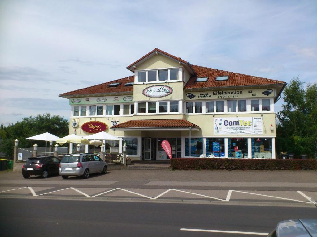 Eifel pension deutschland kall for Design hotels in der eifel