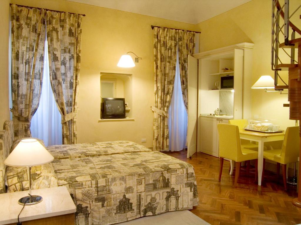 Piccolo residence apart hotel firenze prenotazione on for Appart hotel florence