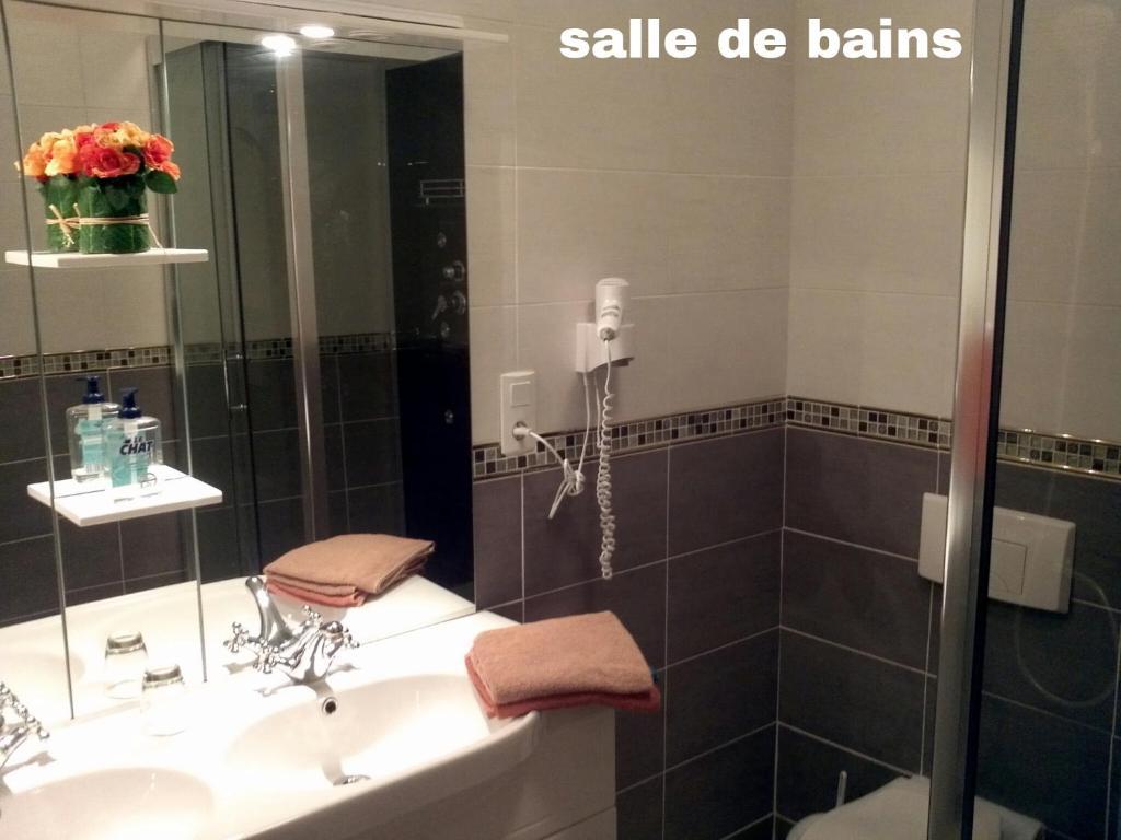 Hotel Saint Christophe Lourdes