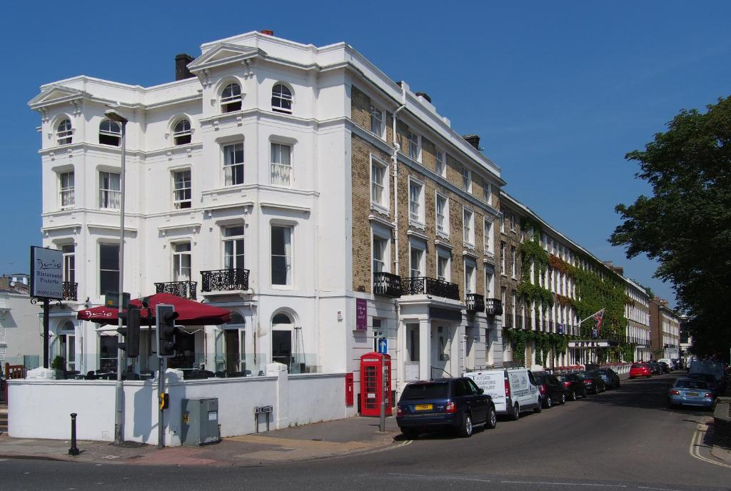 Chatsworth Hotel Worthing Parking