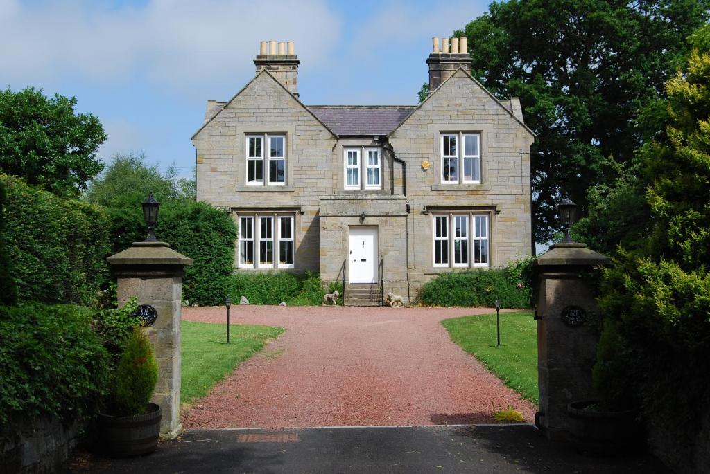 The old manse alnwick book your hotel with viamichelin for 11242 mill place terrace
