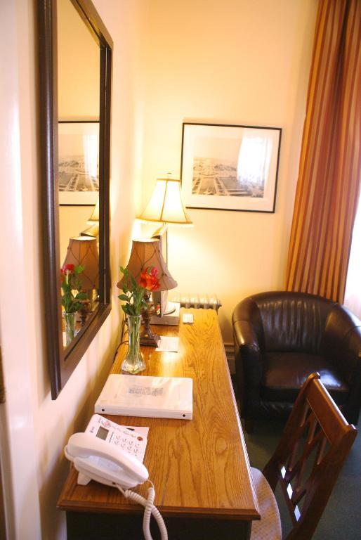 Andrews Hotel San Francisco Restaurant