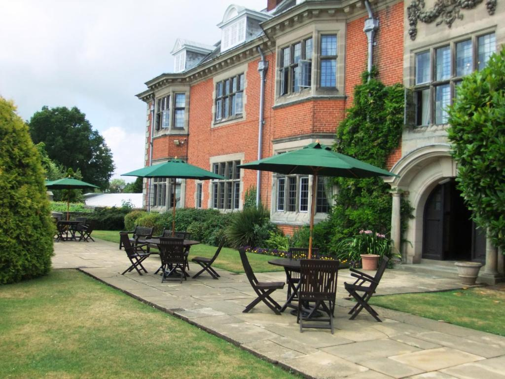 dunchurch park hotel - rugby