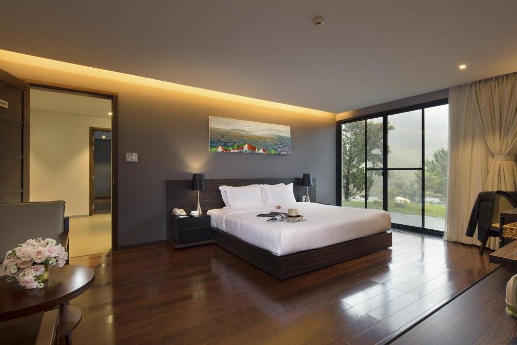 Phòng Premium Có Giường Cỡ King trong Biệt Thự