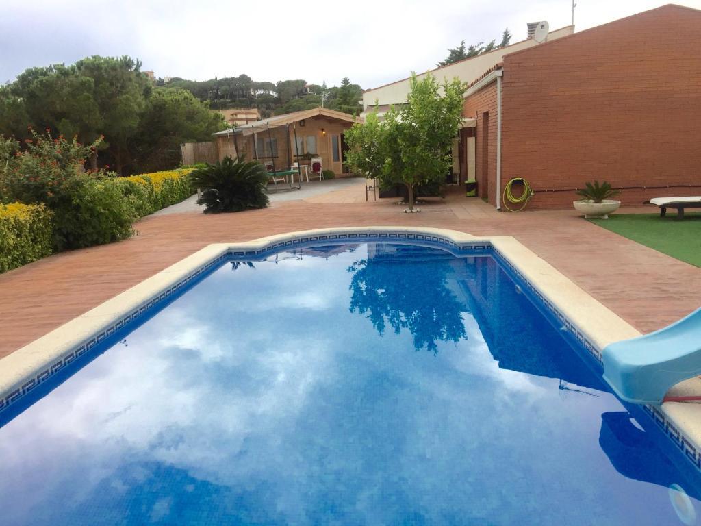 Villa andromeda (Espanha Sant Cebrià de Vallalta) - Booking.com